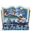 Enesco Disney Traditions Off To Neverland (Storybook Peter Pan) Figurine