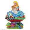 Enesco Disney Britto Alice in Wonderland Figurine
