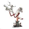 Enesco Grand Jester Studios Santa Jack with Zero Figurine