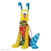 Enesco Disney Britto Pluto Figurine