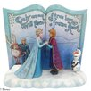Enesco Disney Traditions Act of Love (Storybook Frozen) Figurine