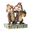 Enesco Disney Traditions Nutty Buddies (Chip and Dale) Figurine