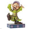 Enesco Disney Traditions Dopey Dance Figurine