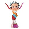 Enesco Betty Boop Hands in the Air Figurine