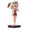 Enesco Betty Boop in Santa Outfit Figurine