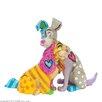 Enesco Disney Britto Lady and the Tramp 60th Anniversary Figurine