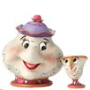 Enesco Disney Traditions A Mother's Love (Mrs Potts and Chip) Figurine