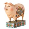 Enesco Heartwood Creek In Hog Heaven (Pig) Figurine