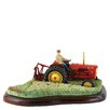 Enesco BFA Studio Hay Cutting Figurine