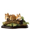 Enesco BFA Studio Family Outing Figurine