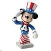 Enesco Grand Jester Studios Patriotic Mickey Bust (NLE 3000) Figurine