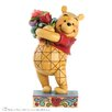 Enesco Disney Traditions Friendship Bouquet (Winnie the Pooh with Flowers) Figurine