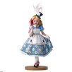 Enesco Disney Showcase Alice in Wonderland Masquerade Figurine