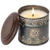 Enesco Himalayan Sunflower Moonlight Jar Candle