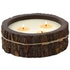 Enesco Himalayan Tobacco Bark Jar Candle