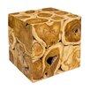 Indien Haus Kurt Eichhorn Handels GmbH Beistelltisch Cube
