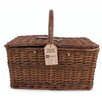 Twine Seaside 20 Piece Cape Cod Wicker Picnic Basket Set