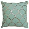 Artistic Linen Suzanne Sequenced Decorative Throw Pillow