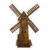 Pier Surplus Dutch Windmill