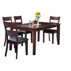 TTP Furnish Boswell 5 Piece Dining Set