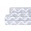 NMK Textiles, INC Vintage Crest 200 Thread Count 100% Cotton Sheet Set