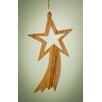 Earthwood LLC Olive Wood Plain Shooting Star Ornament