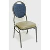 MLP Seating Prestige Dome Back Banquet Chair with Cushion