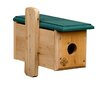 6.5 inch x 5.5 inch x 13 inch Bluebird House - 1000 West Inc Birdhouses