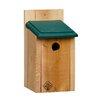 10.5 inch x 5.5 inch x 6.5 inch Birdhouse - 1000 West Inc Birdhouses