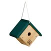 7.5 inch x 8.5 inch x 5.5 inch Wren House - 1000 West Inc Birdhouses