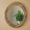Park Designs Wall Mirror with Rope Carving