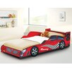 Best Quality Furniture Twin Racing Car Bed