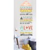 The Lovely Wall Company Kids Rules Wall Decal