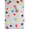 The Lovely Wall Company Confetti Dots Wall Decal