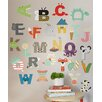 The Lovely Wall Company Interactive Alphabet Wall Decal