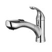 Century Home Living Single Handle Kitchen Faucet with Side Spray