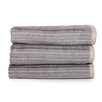 Deyongs 1846 Redwood Stripe Jacquard Cotton Bath Sheet