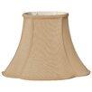"Royal Designs 10"" Timeless Silk Oval Lamp Shade"