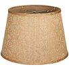 "Royal Designs 14"" Timeless Shantung Shallow Drum Lamp Shade"