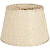 "Royal Designs 18"" Timeless Shantung Shallow Drum Lamp Shade"