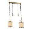 Maytoni Chandeliers Fusion Sherborn 2 Light Kitchen Island Pendant