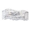 Maytoni Chandeliers Diamant Crystal Snake 2 Light Wall Light
