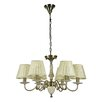 Maytoni Chandeliers Elegant Battista 6 Light Mini Chandelier