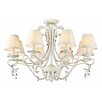 Maytoni Chandeliers Elegant Brionia 8 Light Candle Chandelier