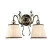 Maytoni Chandeliers Elegant Vintage 2 Light Wall Light