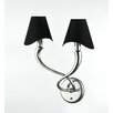 Maytoni Chandeliers Boscage 2 Light Wall Light