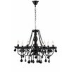 Maytoni Chandeliers Elegant Contrast 7 Light Crystal Chandelier