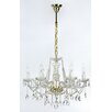 Maytoni Chandeliers Diamant 6 Light Crystal Chandelier