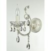 Maytoni Chandeliers Diamant Crystal Sevilla 1 Light Wall Light