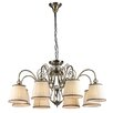 Maytoni Chandeliers Elegant Vintage 8 Light Mini Chandelier